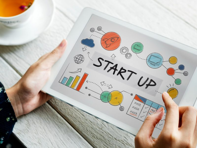 Start-upy rozwijają się mimo pandemii